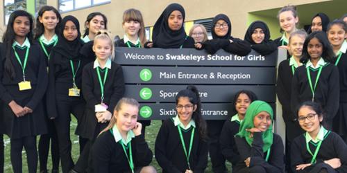 Swakeleys school for girls
